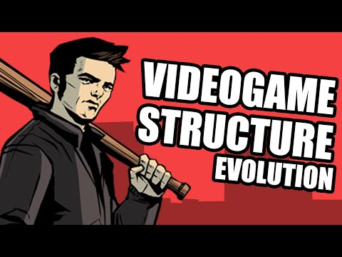 Videogame Structure Evolution
