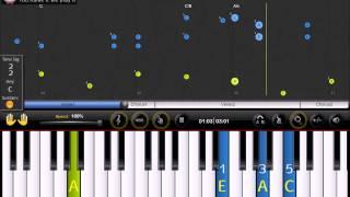 Simon & Garfunkel - The Boxer - Piano Tutorial & Sheets Easy Version