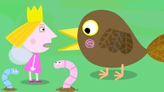 Ben and Holly's Little Kingdom | The Baby Bird | Kids Videos
