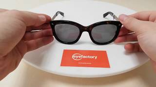 D Squared Sunglasses DQ0132 52N