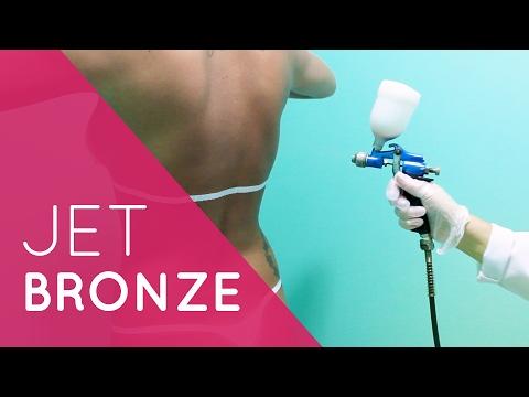 Jet Bronze: tudo sobre a técnica de bronzeamento sem sol!