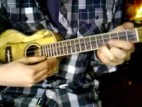 This side nickel creek cover ukulele