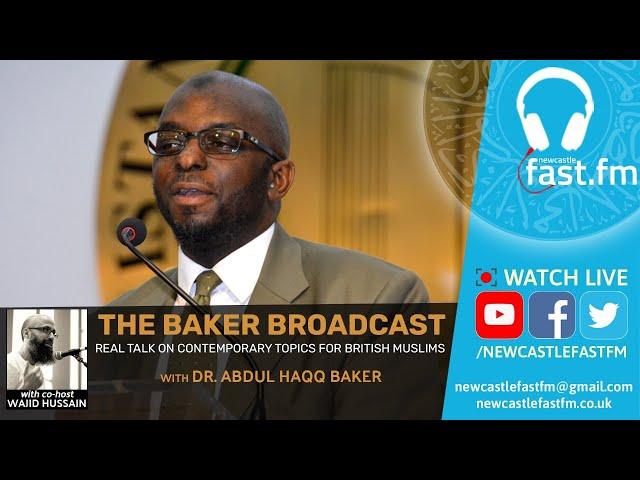 A Royal Flush? Re-emerging Racism || The Baker Broadcast | Dr Abdul Haqq Baker & Wajid Hussain
