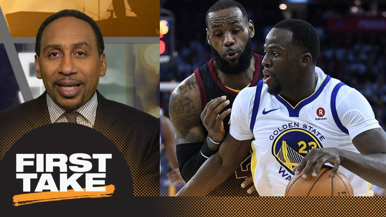 2a5d328a91cd Stephen A. Smith  Warriors have proven LeBron James alone cannot beat them