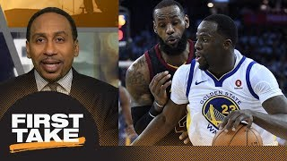 Stephen A. Smith: Warriors have proven LeBron James alone cannot beat them | First Take | ESPN