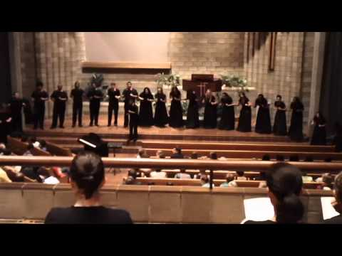 Hosanna - Nelson Mandela Metropolitan University Choir