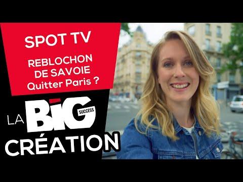 Spot TV Reblochon de Savoie par l'agence de Publicité Big Success - Producteur