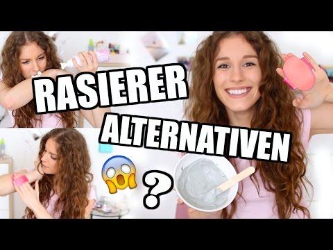 HAARE ENTFERNEN OHNE RASIERER? Der LIVE-TEST! ♡ BarbieLovesLipsticks
