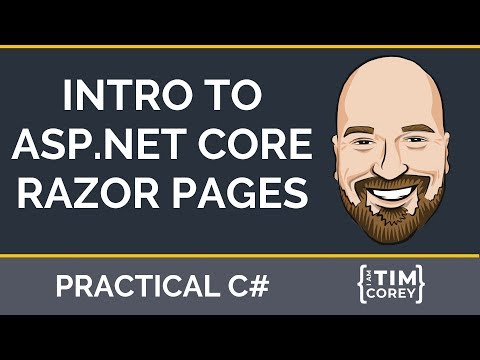 Intro to ASP.NET Core Razor Pages - From Start to Published