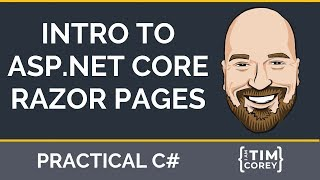 Intro to ASPNET Core Razor Pages  From Start to Published