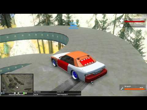 Drift Mount Chiliad DS | GTA San Andreas | Equipe DS Virtual | HD | 60FPS