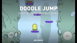 """Ready: Creating a game """"Doodle jump"""""""