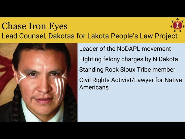 Standing Rock Legal Update 3 of 3 090617