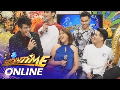It's Showtime Online: Luzon contender Donna Gift Ricafrante, being an online auditionee