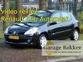 Video review Renault Clio 1.6 16v Automaat Dynamique S, 2008, 65-ZK-XR