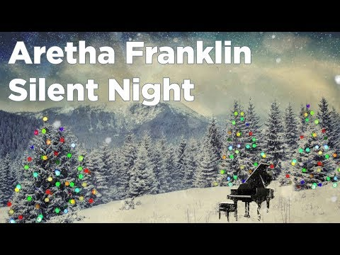 Aretha Franklin - Silent Night (Official Lyric Video)