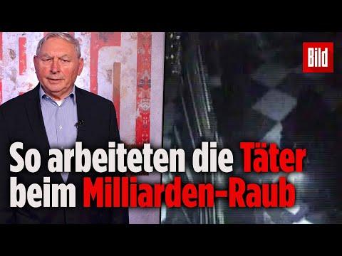 Milliarden-Raub in Dresden: Jetzt spricht ein Kommissar über die Tat im Grünen Gewölbe