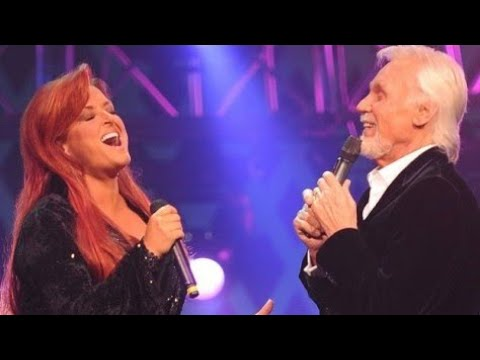 """Kenny Rogers & Wynonna Judd - """"Mary Did You Know"""" [live]"""