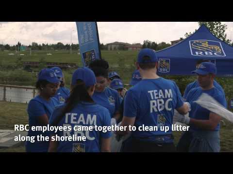 RBC Blue Water Makeover 2015- Calgary