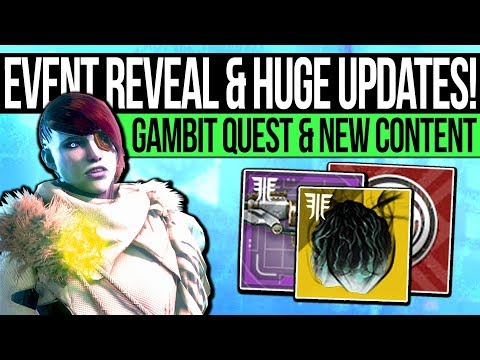 Destiny 2 News | FESTIVAL REVEAL & HUGE GAME UPDATE! Exotic Changes, New Quests & Easy Malfeasance