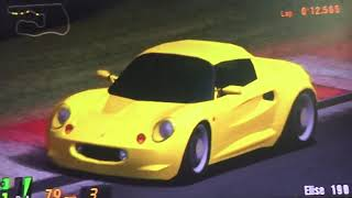 Gran Turismo 3 A-Spec Motor Sport Elise, The Ultimate Lotus Racing's Part 5/10