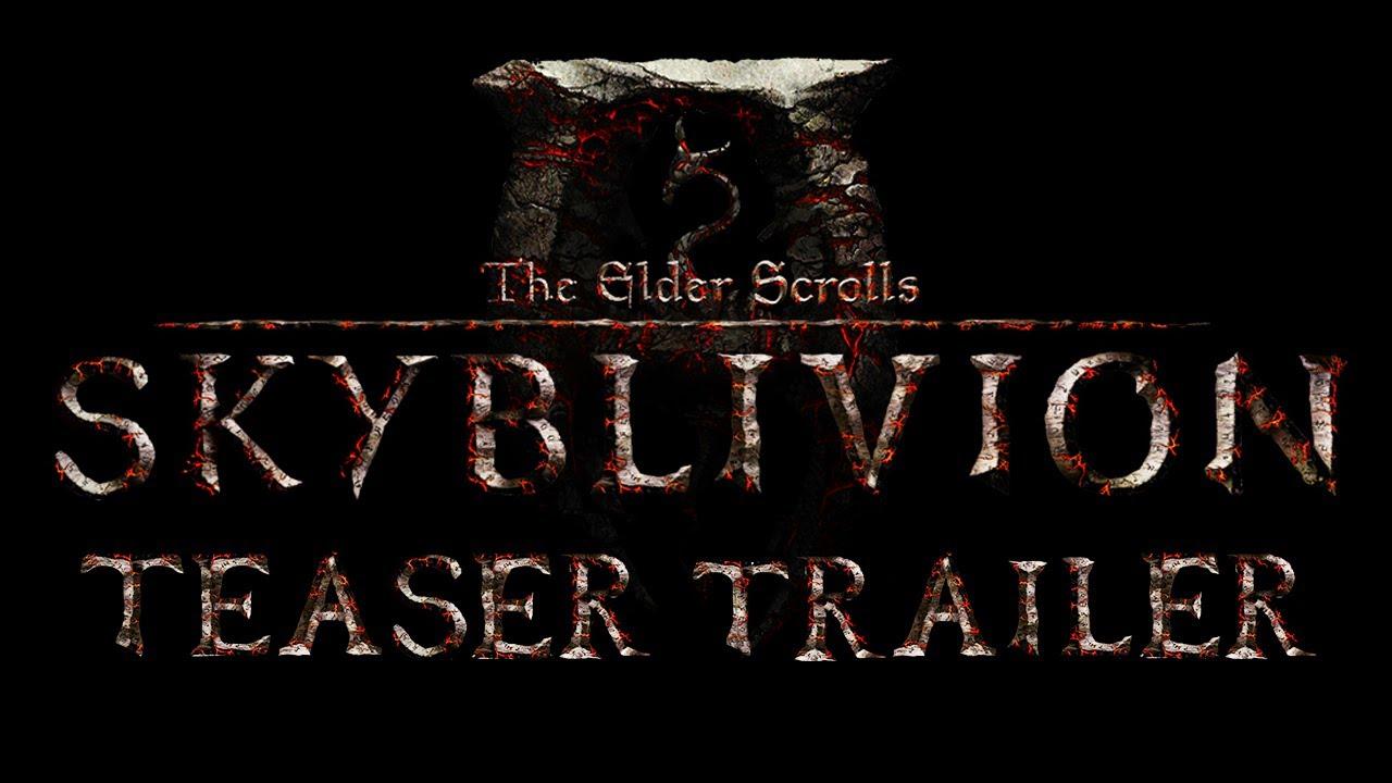 Skyblivion | The Elder Scrolls Renewal - Skyblivion
