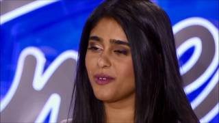 Sonika Vaid - Stunning Audition - American Idol 2016 HD