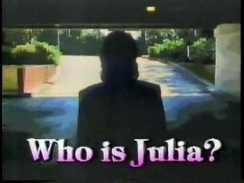 Who is Julia?  CBS Sunday Movie Oct.26,1986