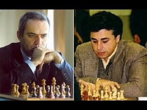 Best Player vs Best Teacher: Kasparov vs Seirawan