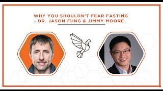 Why You Shouldn't Fear Fasting with Dr. Jason Fung and Jimmy Moore thumbnail