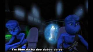 Repeat youtube video Eiffel 65 - Blue (Da Ba Dee) (Original Video with subtitles)