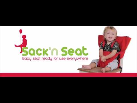 Sack n´ Seat – Portable Baby Safety Seat for Every Chair