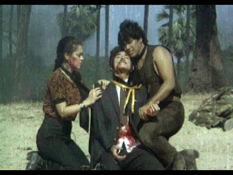 Jungbaaz Aa Gaye Sad Song | Jungbaaz | Rajkumar, Govinda, Mandakini