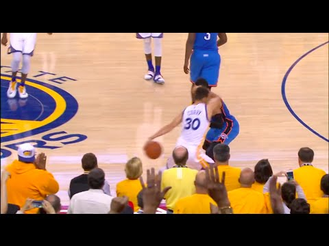 Steph Curry - Superb Separation (Playoff Edition)
