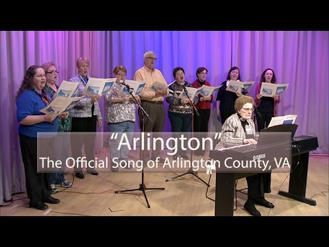 """""""Arlington,"""" the Official Song of Arlington County, VA"""