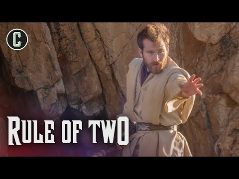 Rise Of Skywalker & Obi-Wan Fan Film Discussion With Jamie & Costa - Rule Of Two