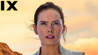 Disney Might Have Just Leaked Rey is a Skywalker...