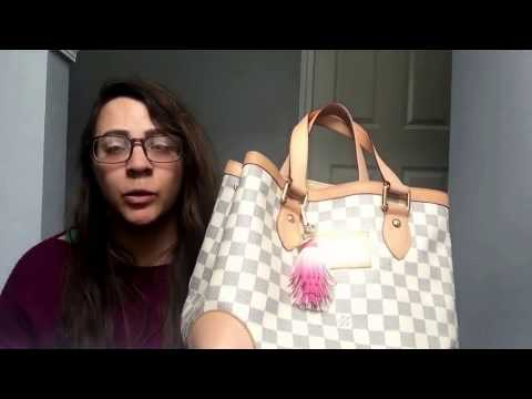 """Louis Vuitton hampstead pm """"thoughts"""""""