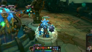 Butchers Bridge Third Person | League of Legends