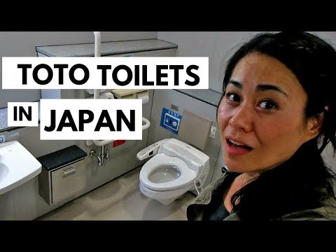 Toto Toilets Luxury Toilets In Asia Youtube