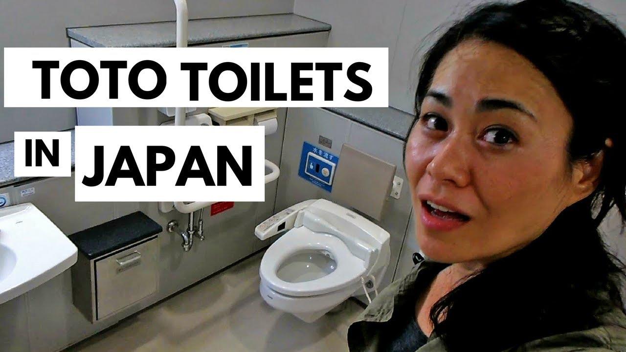 TOTO TOILETS: LUXURY TOILETS IN ASIA - YouTube