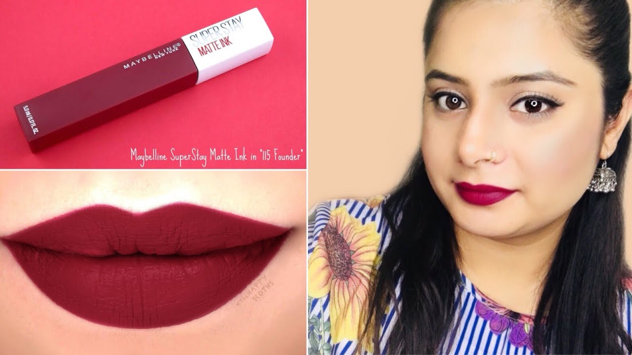 Download 1 Trick to Apply Matte Liquid Lipstick Quickly-Simple Way to apply Matte Lipstick
