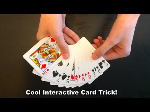(Your Name) Loves... Interactive Card Trick!