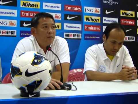 AFC President's Cup  See What Taiwan Power Company coach Chen Jen Said In Post Match By GoalNepal.co
