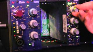 NEVE 500 SERIES MODULES AUDIO DEMO