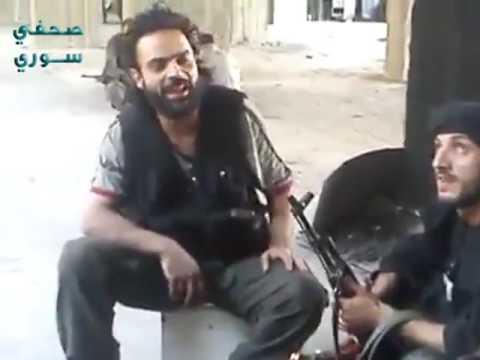 Syria, Video When Syrian Arab Army were Besieged  inside Aleppo Central Prison between 2012-2014