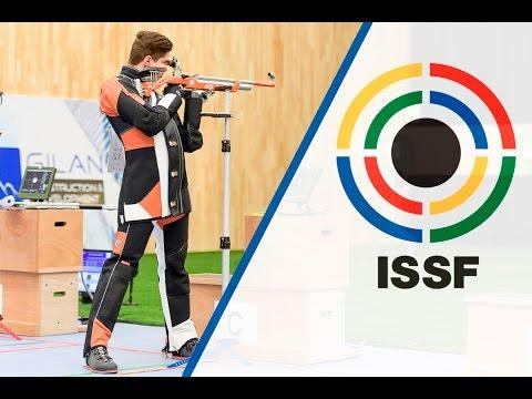 10m Air Rifle Men Final - 2016 ISSF Rifle, Pistol, Shotgun World Cup in Baku (AZE)