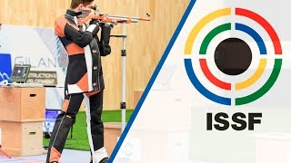 10m Air Rifle Men Final - 2016 ISSF Rifle, Pistol, Shotgun World Cup in Baku (AZE) thumbnail