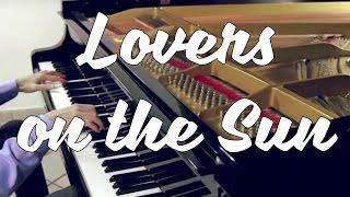 David Guetta - Lovers On The Sun play by EAR Fabrizio Spaggiari Piano Cover