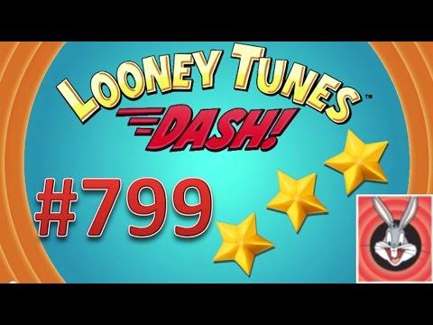 Looney Tunes Dash! level 799 - 3 stars - looney card